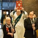 Fr. Gio celebrates first masses at St. Clement photo album thumbnail 1